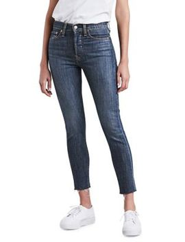 Wedgie Skinny Ankle Jeans by Levi's