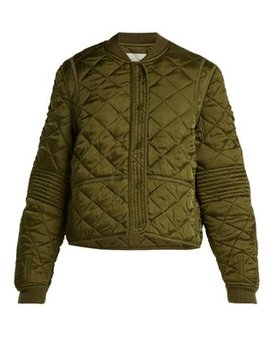 Padded Quilted Jacket by Pswl