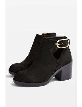 **Wide Fit Berlin Ankle Boots by Topshop