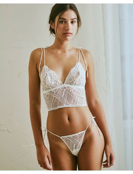 Sonata Longline Bralette by The Great Eros