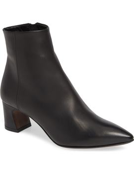 Pointy Toe Bootie by Agl