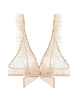 Coucou Lola Ruffle Bralette by Only Hearts
