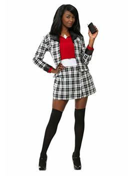 Clueless Dee Womens Costume by Fun Costumes