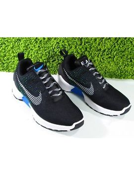 Nike Hyper Adapt 1.0 E.A.R.L. Black/Blue Lagoon Silver 843871 001 9.5 $1280 by Nike