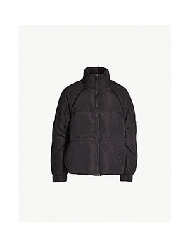 Whitman Padded Shell Down Jacket by Ganni