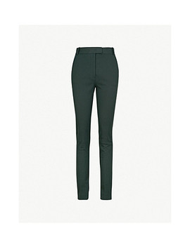 Reeve Skinny Woven Trousers by Joseph