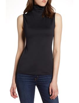 Mock Neck Shell Top by Halogen®