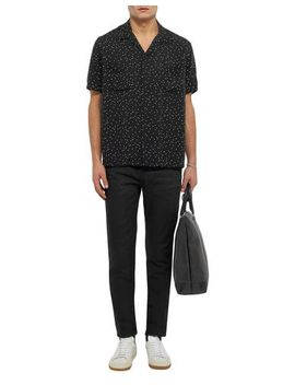 Saint Laurent Patterned Shirt   Shirts by Saint Laurent