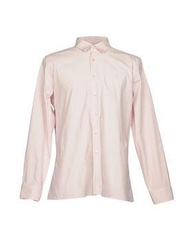 Raf Simons Einfarbiges Hemd   Hemden by Raf Simons