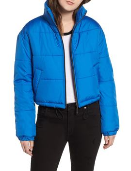 Crop Puffer Jacket by Bp.