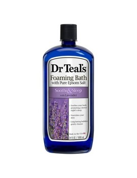Dr Teal's® Soothe & Sleep Lavender Foaming Bath   34 Fl Oz by Dr Teal's