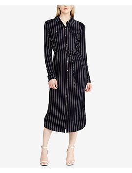 Striped Shirtdress by Lauren Ralph Lauren