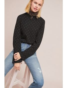 Michael Stars Polka Dot Pullover by Michael Stars