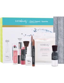 I Don't Sweat, I Sparkle 7 Piece Beauty Kit by Ulta