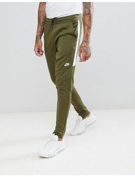 Nike Tribute Joggers In Green 861652 395 by Nike
