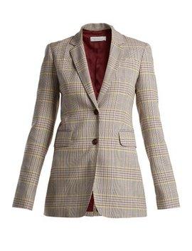 Sophie Plaid Jacket by Gabriela Hearst