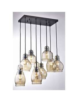 Oliver & James Yinka Antique Glass Pendant Lights by Oliver & James