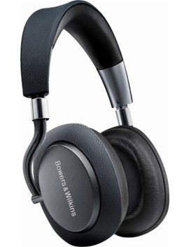 Px Wireless Noise Cancelling Over The Ear Headphones   Space Gray by Bowers & Wilkins