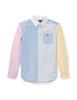 Cotton Oxford Fun Shirt by Ralph Lauren