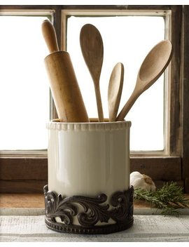 Utensil Holder by G G Collection