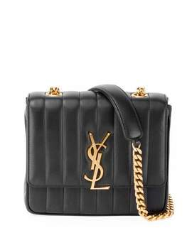 Medium Vicky Chain Crossbody Bag by Saint Laurent