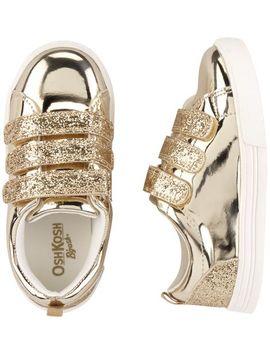 Osh Kosh Gold Sneakers by Oshkosh
