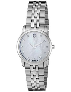 Movado Women's 0606612 Museum Classic Stainless Steel Watch by Movado