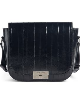 Betty Genuine Eelskin Shoulder Bag by Saint Laurent