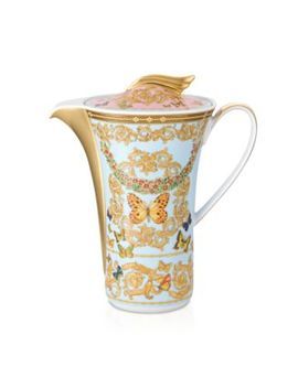 Versace Butterfly Garden Coffee Pot by Rosenthal Meets Versace