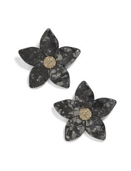 Adelissa Flower Earrings by Baublebar