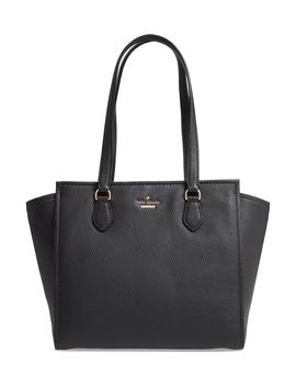 jackson-street---hayden-leather-satchel by kate-spade-new-york