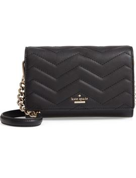 Reese Park – Wyn Quilted Leather Crossbody by Kate Spade New York