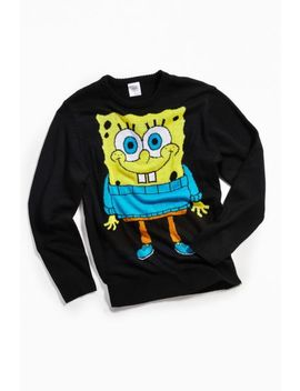 Sponge Bob Square Pants Sweater by Urban Outfitters