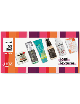 Ulta Beauty For Hair Total Textures Kit by Ulta
