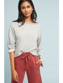 Sundry Studded Sweatshirt by Sundry