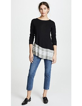 Peplum Sweater by Fred And Sibel