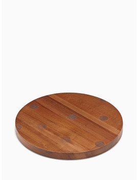 Wood Dot Bar Board by Kate Spade