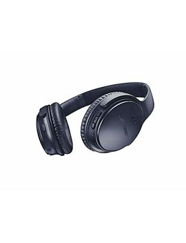 Bose Quiet Comfort 35 (Series Ii) Wireless Headphones, Noise Cancelling, With Alexa Voice Control – Triple Midnight by Bose