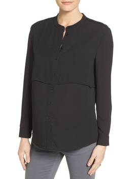 Jenni Maternity/Nursing Shirt by Loyal Hana