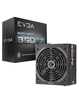 evga-supernova-850-p2,-80+-platinum-850w,-fully-modular,-evga-eco-mode,-10-year-warranty,-includes-free-power-on-self-tester,-power-supply-220-p2-0850-x1 by evga