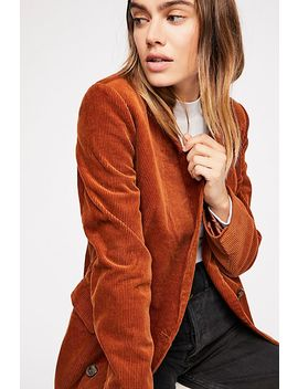 Clockwork Blazer by Free People