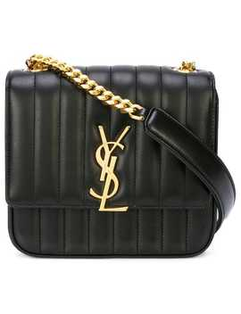 Medium Vicky Chain Bag by Saint Laurent