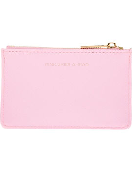 Pink Coin Purse & Card Holder by Estella Bartlett