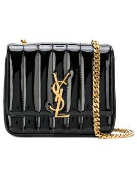 Small Vicky Chain Bag by Saint Laurent