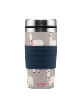 Bamboo Travel Cup Alpacas by Cath Kidston