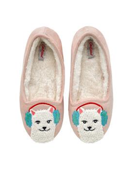 Mini Alpacas Slippers by Cath Kidston