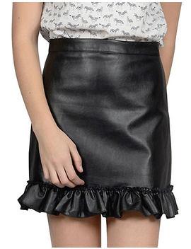 Lili Sidonio Ruffle Skirt by Molly Bracken