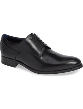 Jusdim Plain Toe Derby by Ted Baker London
