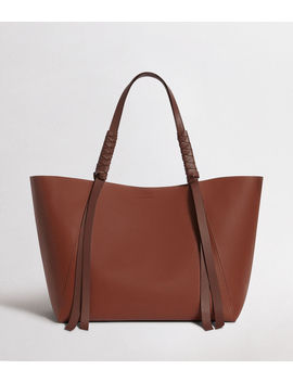 Voltaire Leather East West Tote by Allsaints