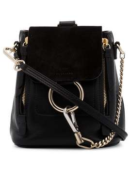 Chloéfaye Mini Backpackhome Women Chloébags Mini Bags by Chloé